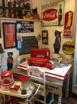 Coca Cola i gammal tappning