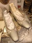 ...skor till min brudklänning! ;)
