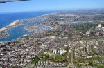 Newport Beach aerial view