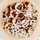 Små pannkaksmuffins